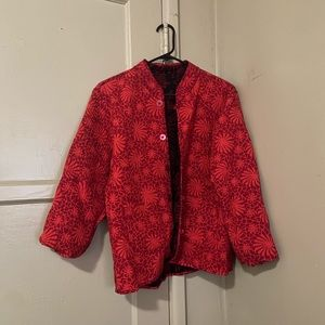 Jackets & Blazers - Quilted jacket